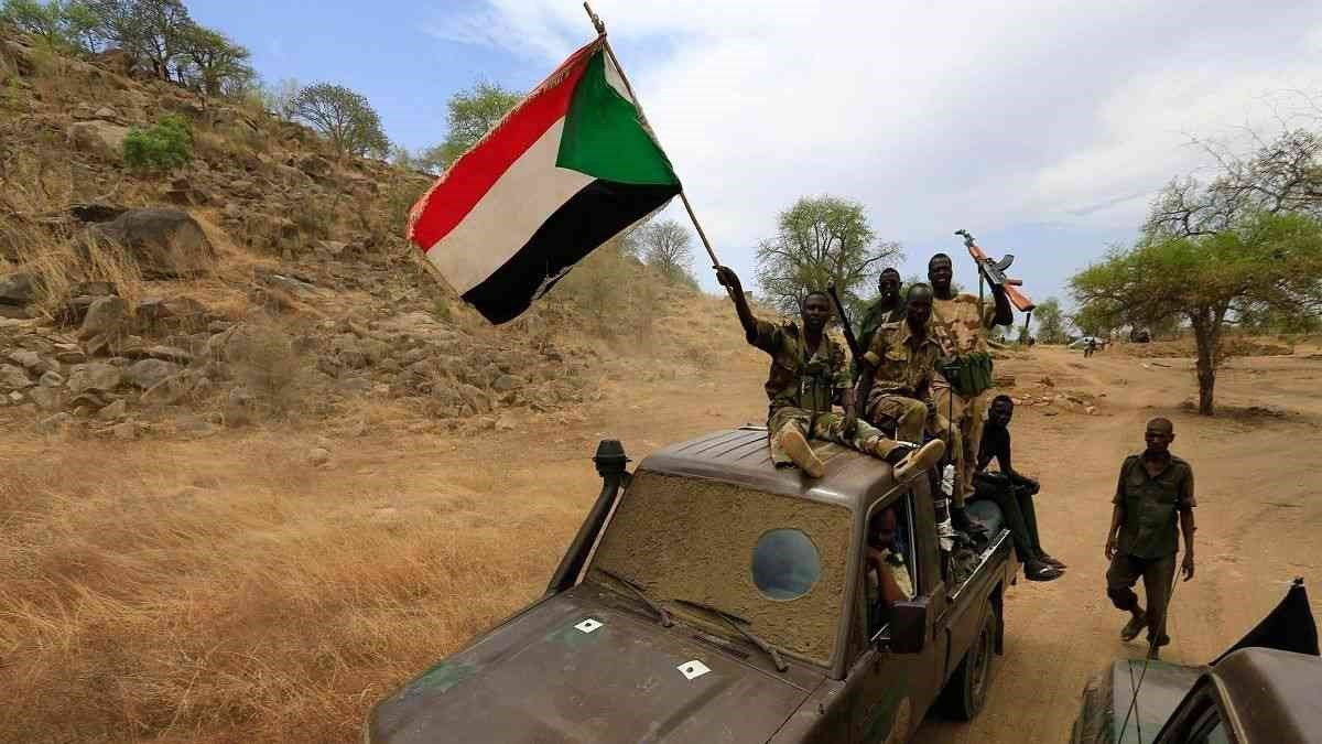 السودان يتحدث عن