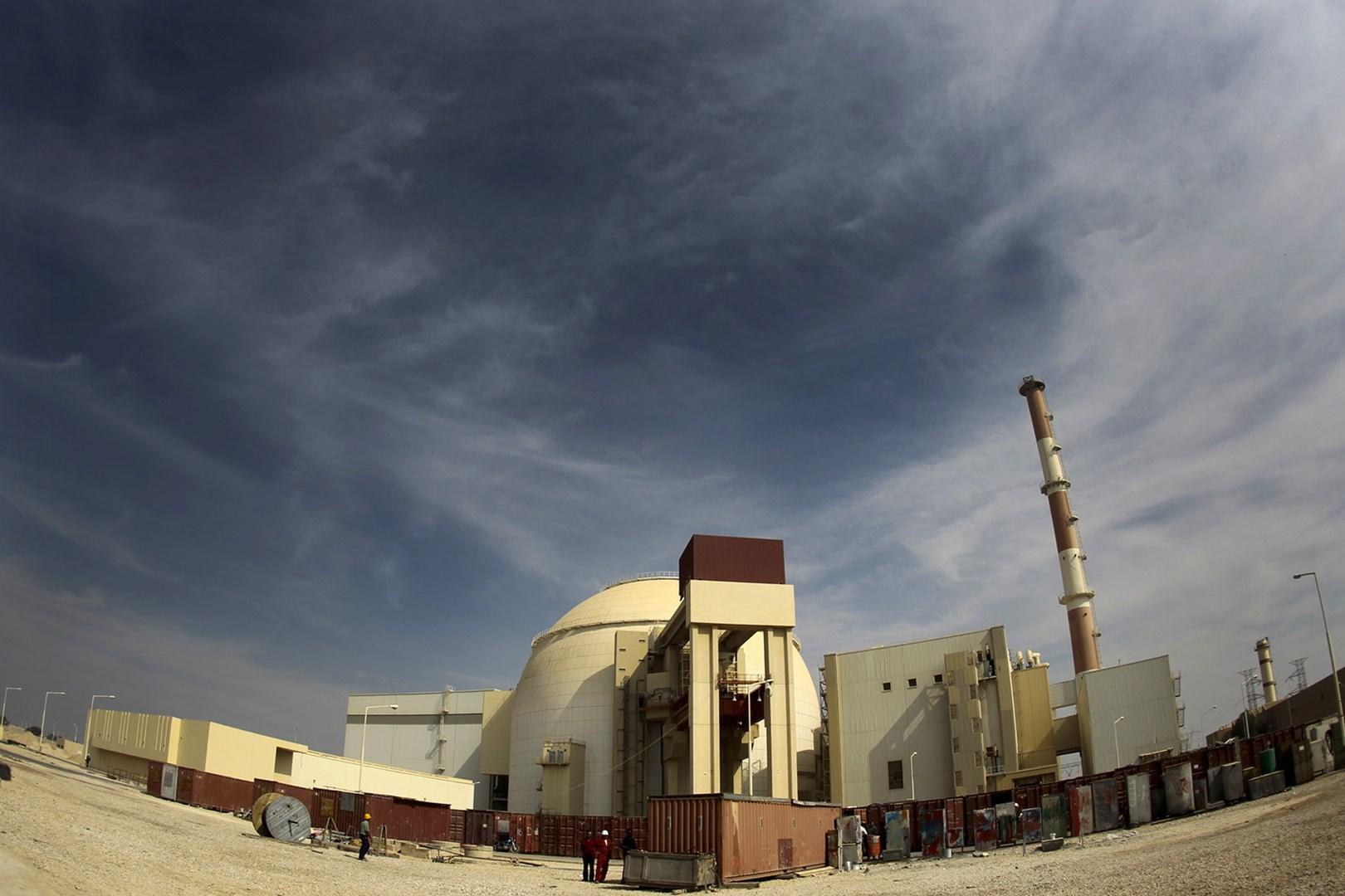 إيران تبلغ الوكالة الذرية وقف الإفصاح بالنسبة لتطوير برنامجها النووي