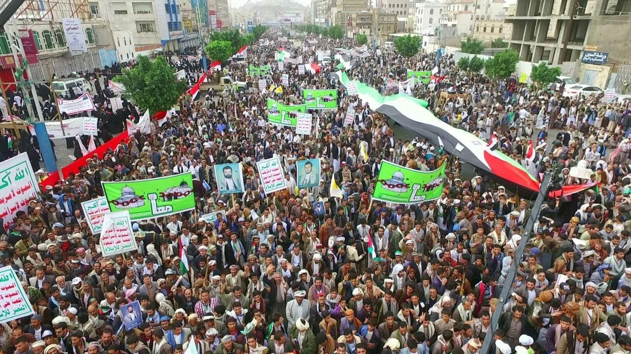 صنعاء اليوم في امتدادها لمحور المقاومة، تُشاطره تجاوز مرحلة الصمود