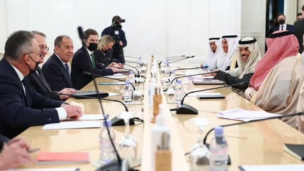 لافروف: أميركا تعرقل جهود إجراء حوار بين إيران ودول الخليج