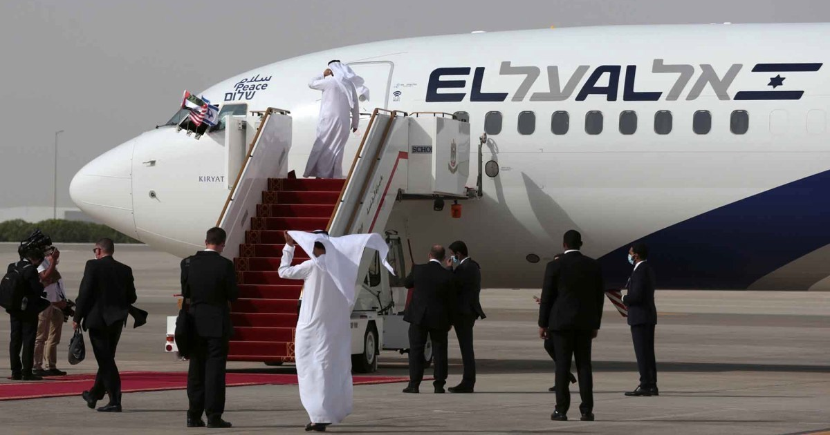 الإمارات تعفي الإسرائيليين من تأشرات الدخول إلى أراضيها