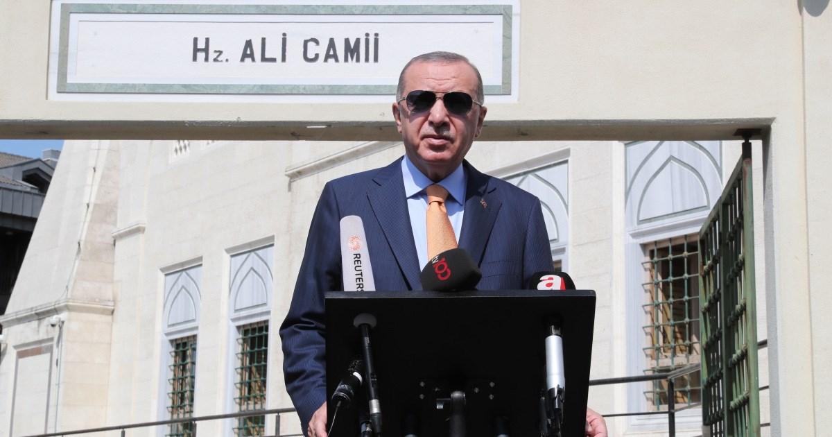 إردوغان يعلن أن أنقرة تعتزم مناقشة توريد منظومة ثانية من