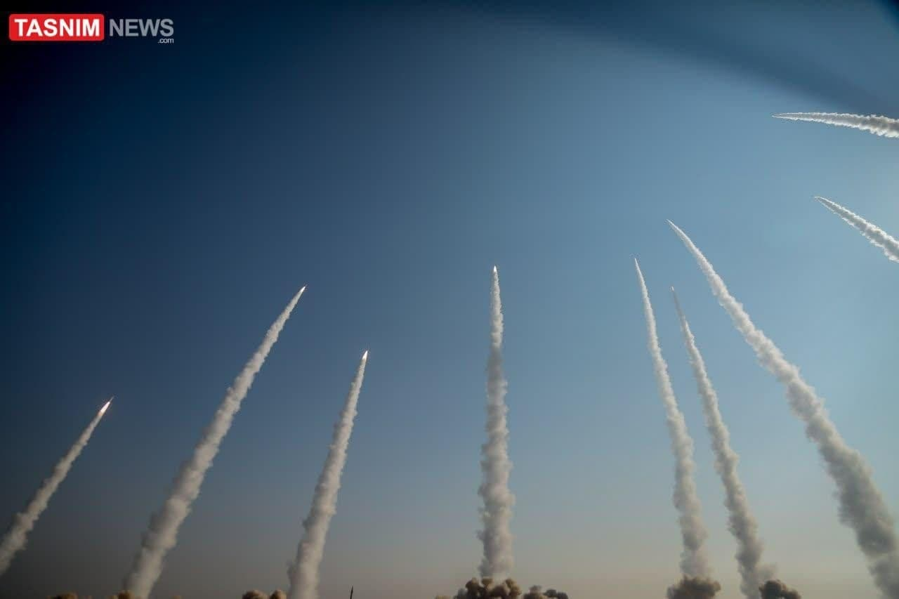 انطلاق المرحلة الأولى من مناورات الرسول الأعظم لقوات حرس الثورة الإسلامية