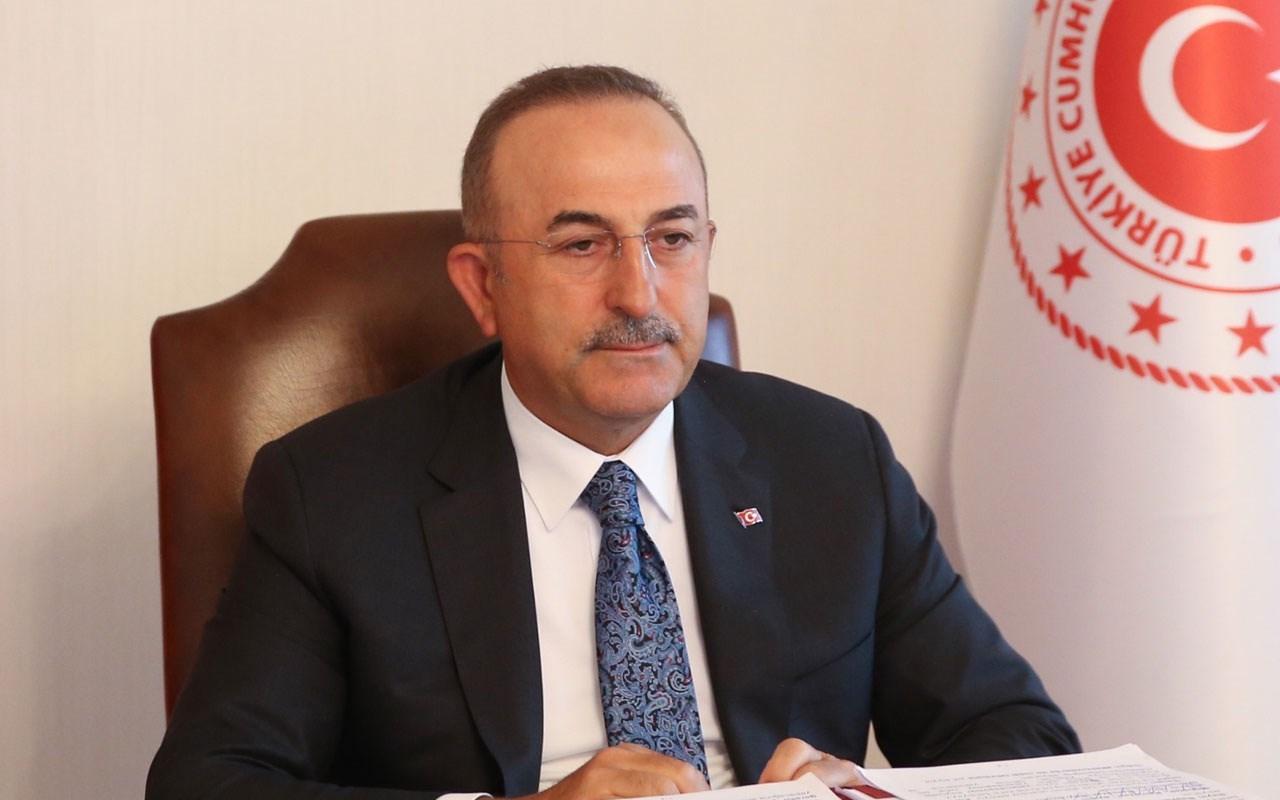وزير الخارجية التركي مولود تشاووش أوغلو (صورة أرشيفية).