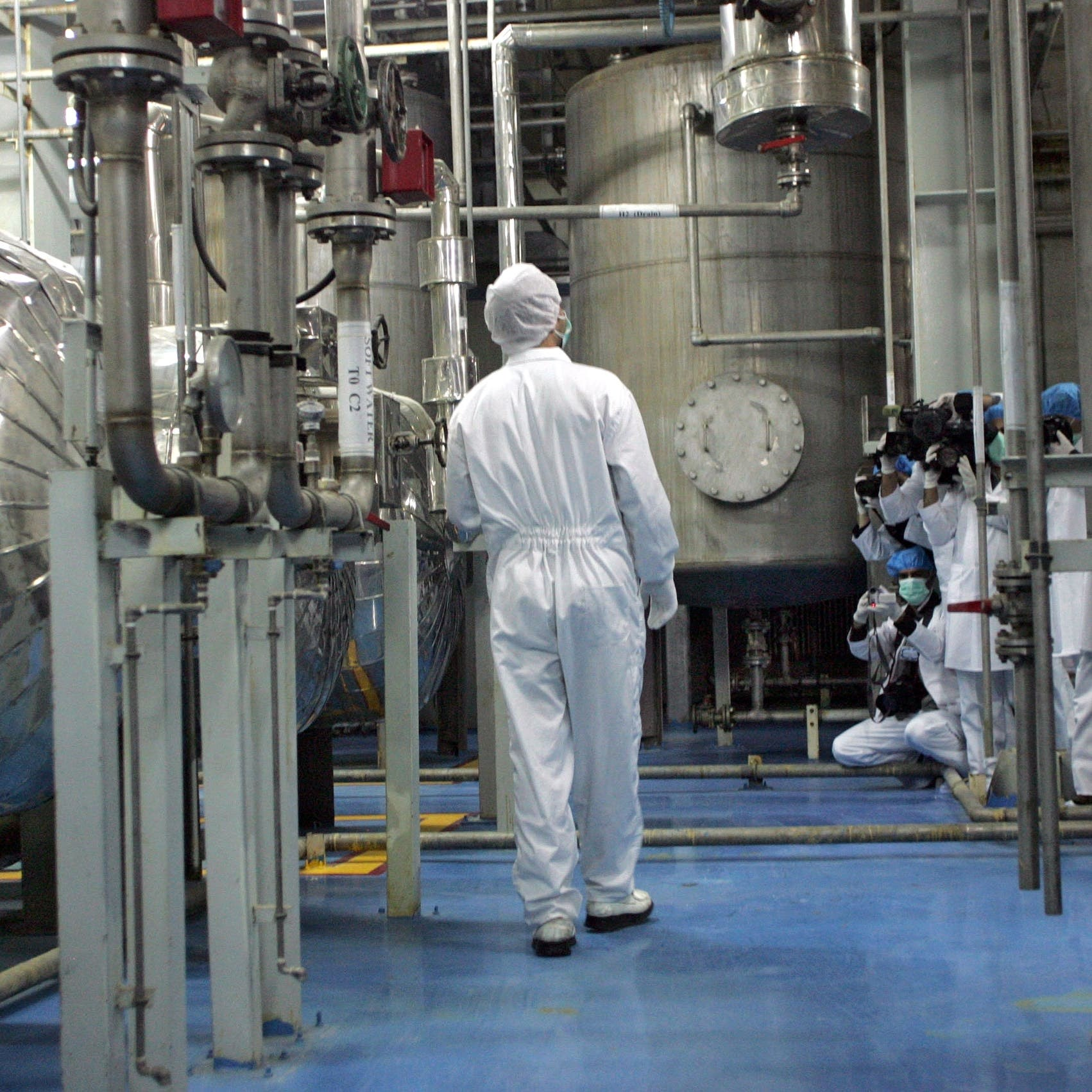 إيران بدأت بتخصيب اليورانيوم بنسبة 20 بالمئة في موقع فوردو النووي