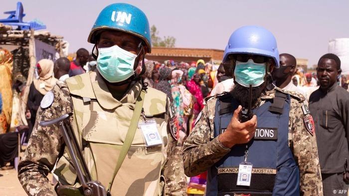 اشتباكات قبلية اندلعت في مدينة الجنينة في ولاية غرب دارفور.