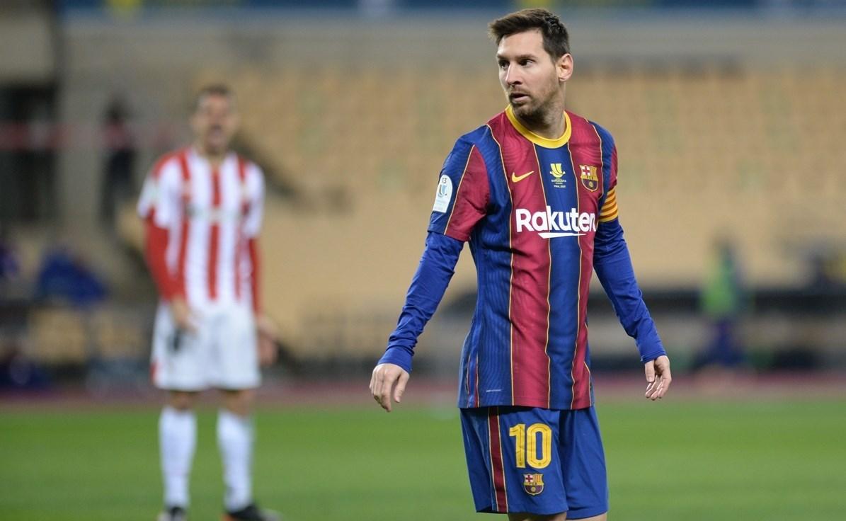 لم يسبق لميسي أن تلقّى بطاقة حمراء خلال 753 مباراة مع برشلونة