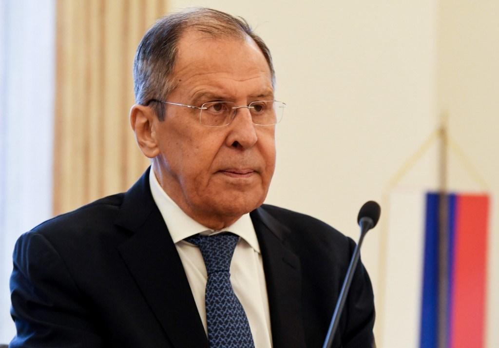 لافروف: الخط الأميركي بشأن احتواء روسيا والصين سيستمر في ظل إدارة بايدن الجديدة (أ ف ب)