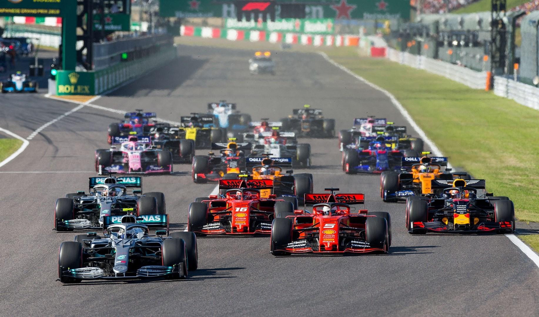 فورمولا 1: البحرين تستضيف تجارب موسم 2021