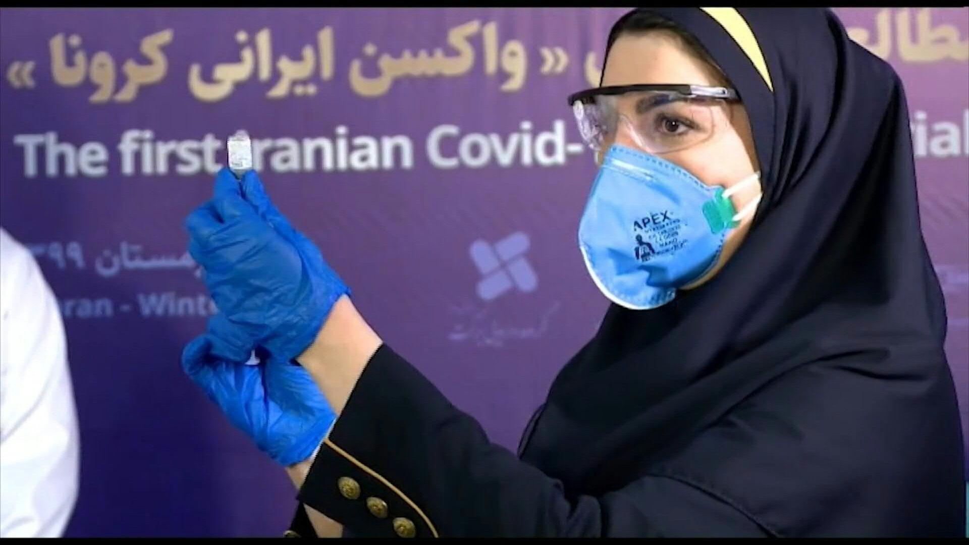 إيران تعلن بدء التطعيم ضد كورونا خلال الشهرين المقبلين