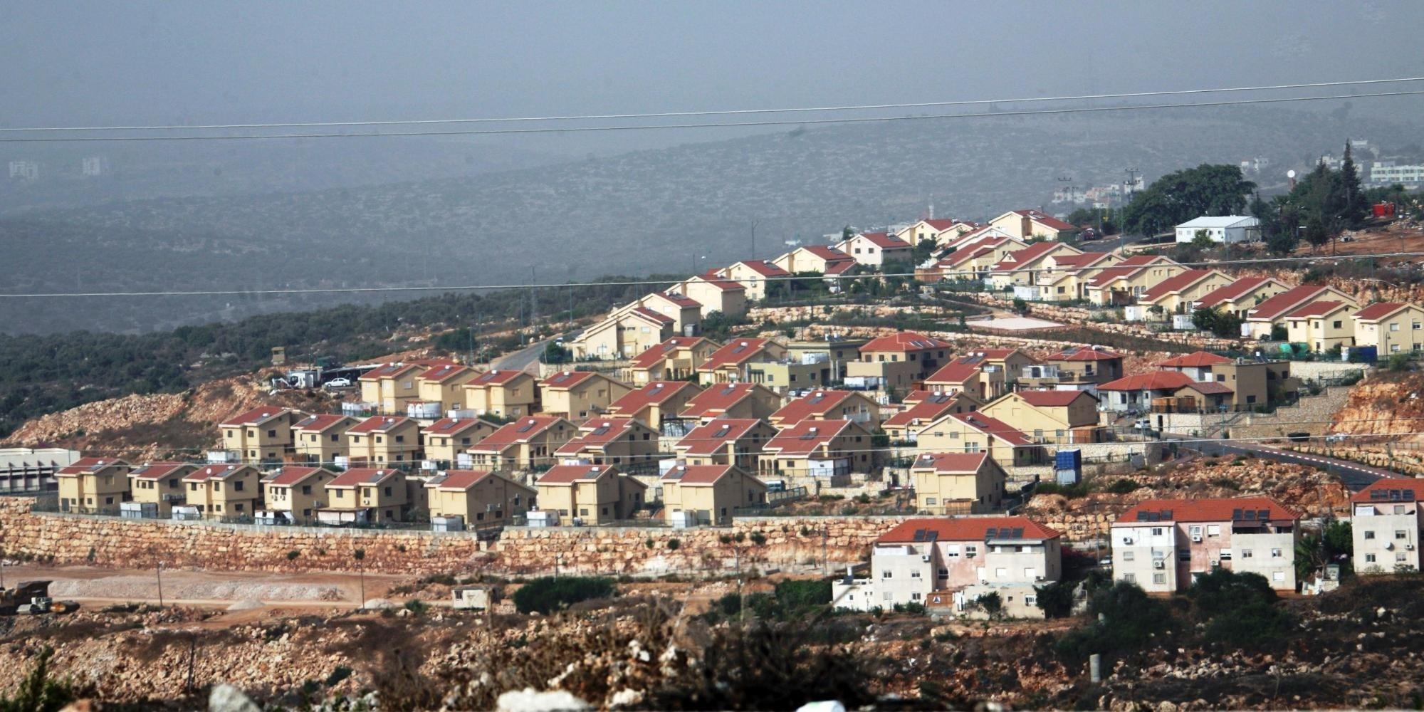 سعي إسرائيلي لشرعنة نقاط استيطانية قبل تسلّم بايدن الرئاسة