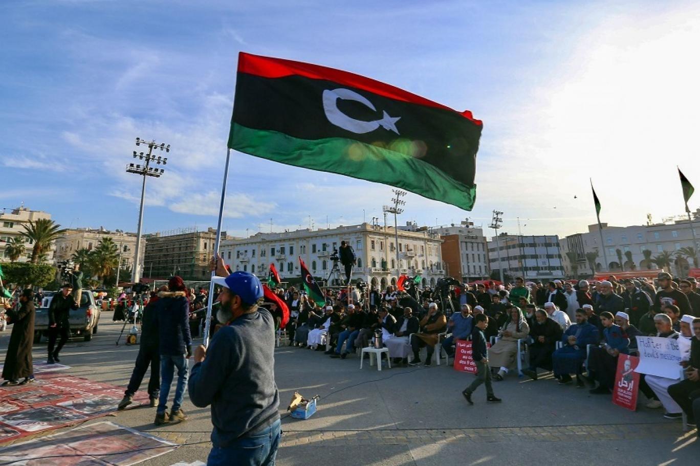 شارك 72 عضواً من ملتقى الحوار السياسي الليبي في عملية التصويت