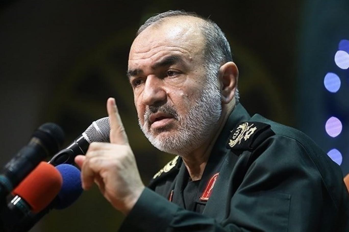 سلامي: سنرد يحزم على أي عدوان ضدّ إيران والجزر الثلاث هي الجبهة الدفاعية للبلاد