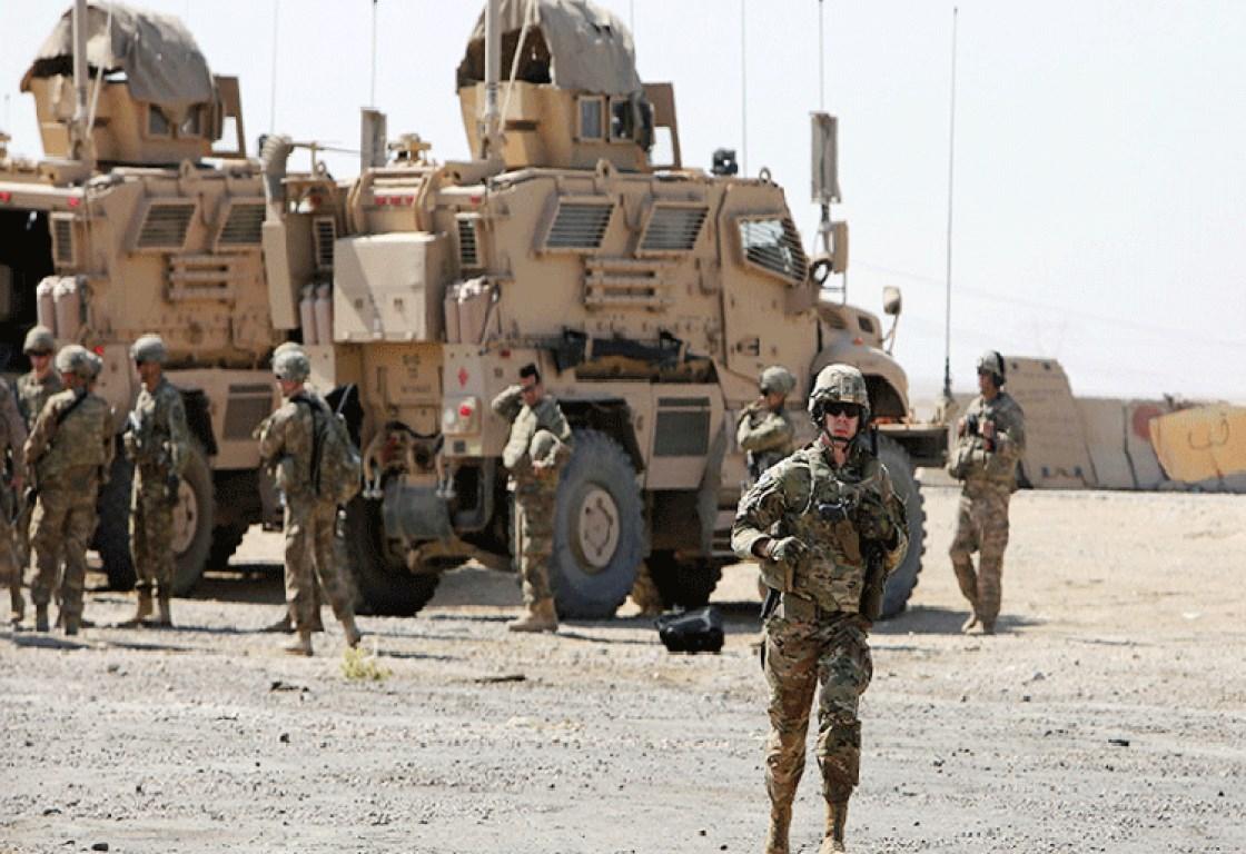 القوات الأميركية في العراق (صورة أرشيفية)