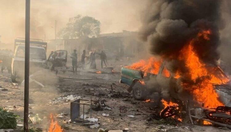 انفجار سيارة مفخخة يودي بحياة 5 أشخاص في رأس العين بريف الحسكة