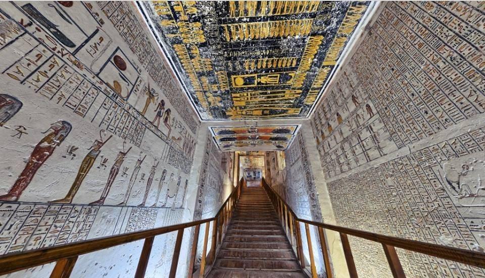 بعد 12 عاماً من الإغلاق.. مصر تعيد فتح مقبرة رمسيس الأول