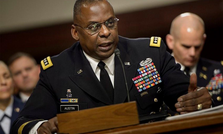 بجانب قيادته للقوات الأميركية عند غزو بغداد، ترأس أوستن القيادة المركزية الأميركية في الشرق الأوسط بين الأعوام 2013 و2016