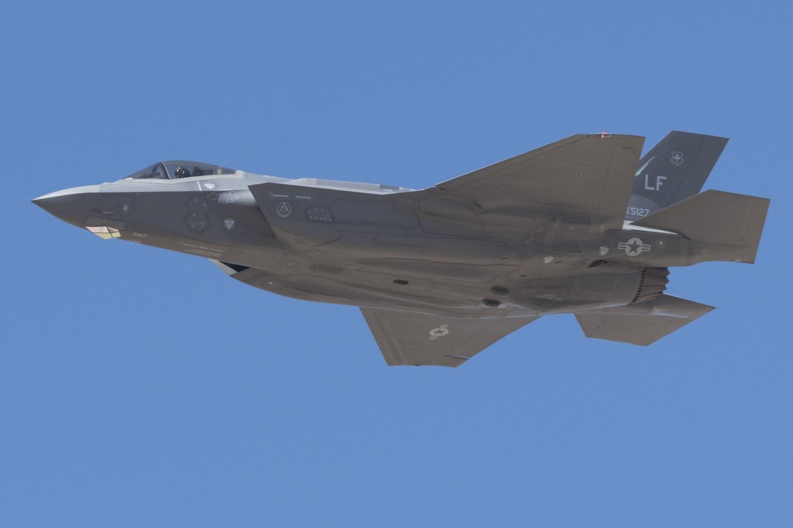قبل لحظات من تنصيب بايدن الإمارات وقعت مع أميركا اتفاق شراء 50 طائرة أف 35