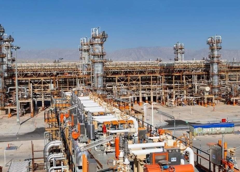 إيران تدشّن أكبر مصفاة للغاز في الشرق الأوسط