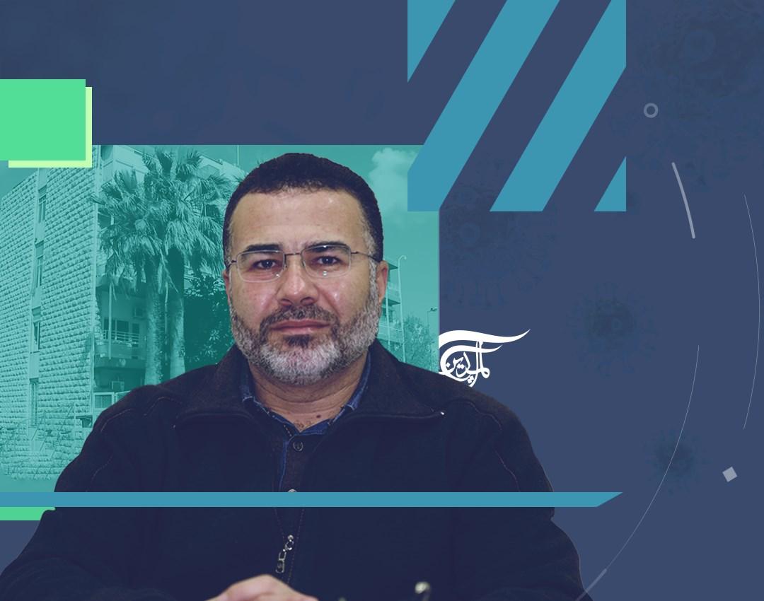 مدير عام مستشفى السان جورج في بيروت المهندس حسن عليق.