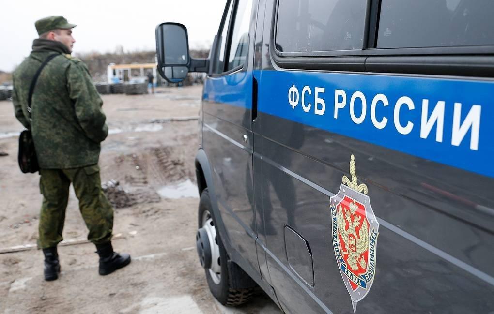 عنصر من جهاز الأمن الفيدرالي الروسي (صورة أرشيفية).