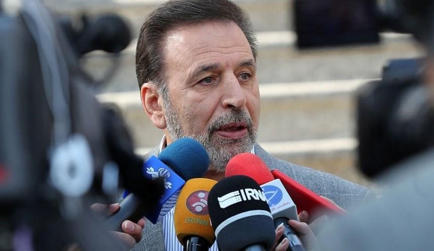 واعظي: أجرينا مفاوضات بهذا الشأن ولن نكررها، والمهم بالنسبة لنا رفع العقوبات عن الشعب الإيراني