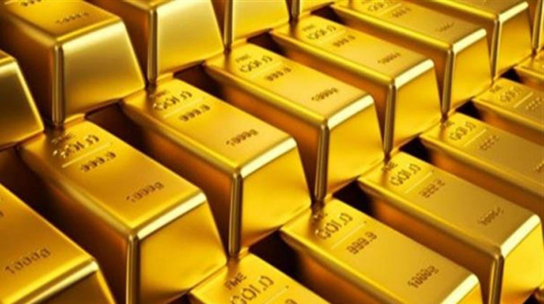 الذهب يتجه تسجيل أفضل أسبوع في 5 أسابيع