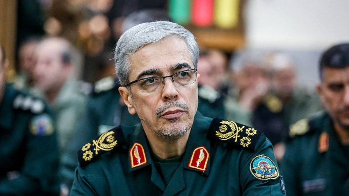 اللواء باقري في رسالة للمرشد: قدراتنا الدفاعية وصلت مرحلة
