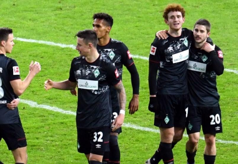 فاز فيردر بريمن بنتيجة 4-1