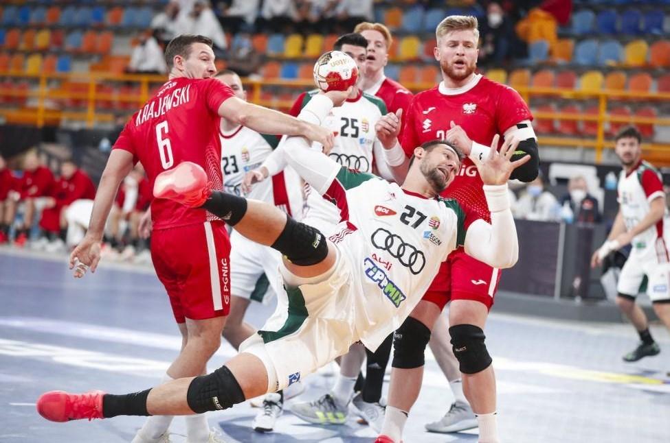 فازت المجر على بولندا