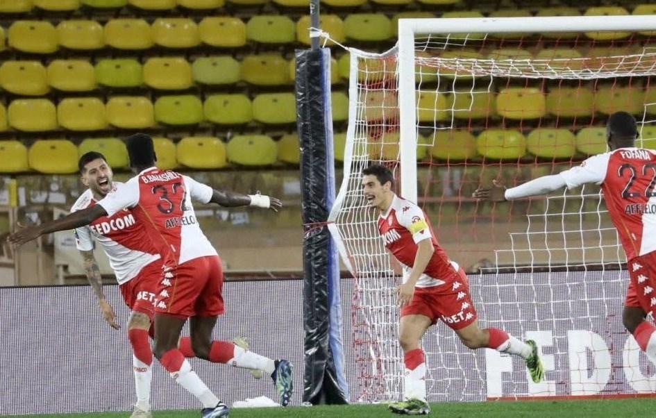 فاز موناكو بنتيجة 3-1
