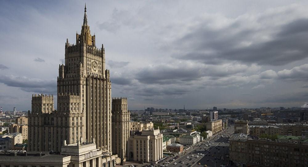 روسيا: الولايات المتحدة انتهكت الأعراف الدبلوماسية