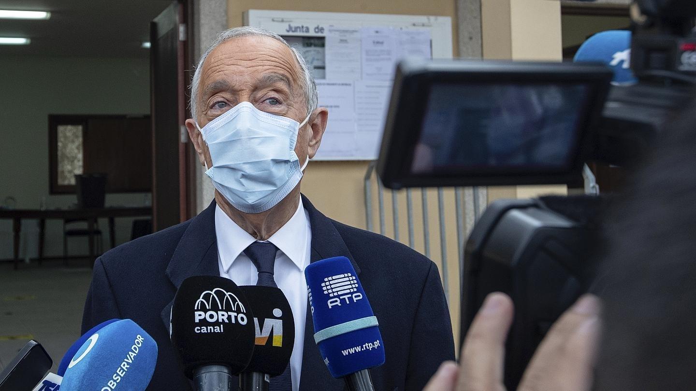 الرئيس البرتغالي المنتهية ولايته يفوز بالاستحقاق الرئاسي من الدورة الأولى
