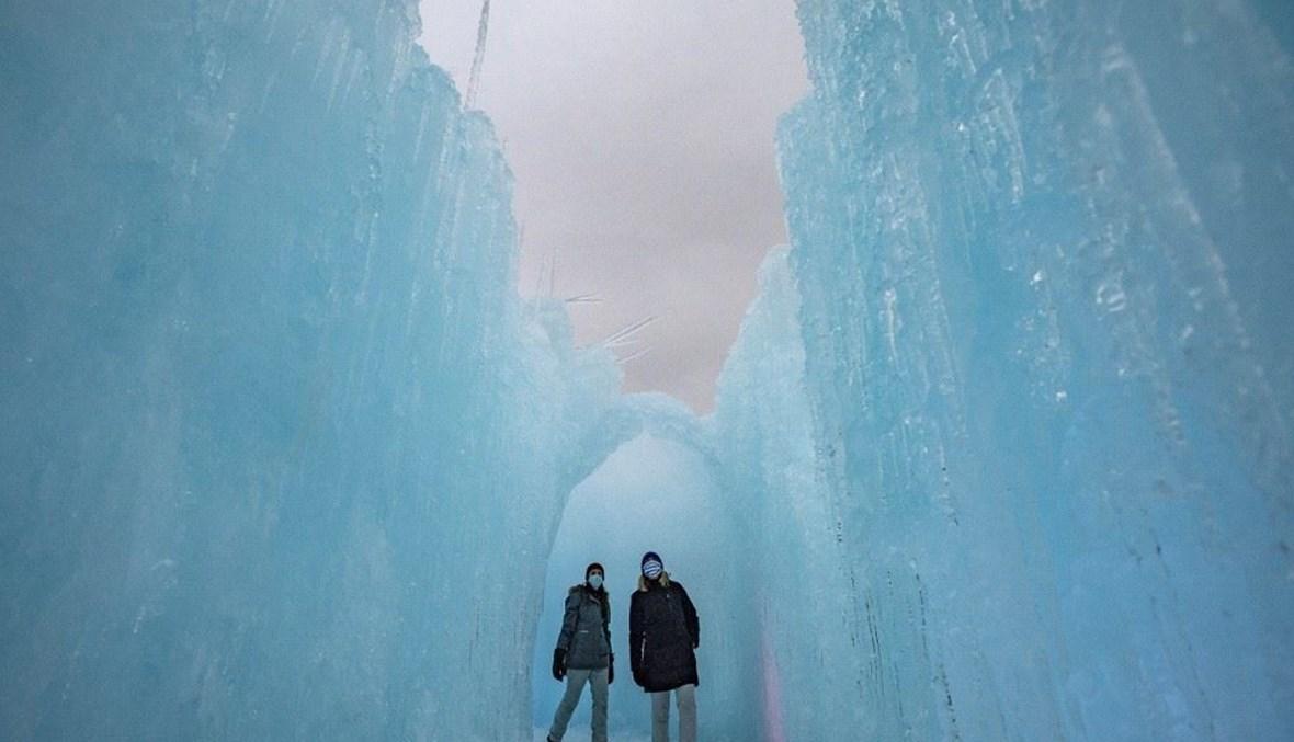 دراسة: جليد الأرض يذوب بوتيرة أسرع من منتصف التسعينيات