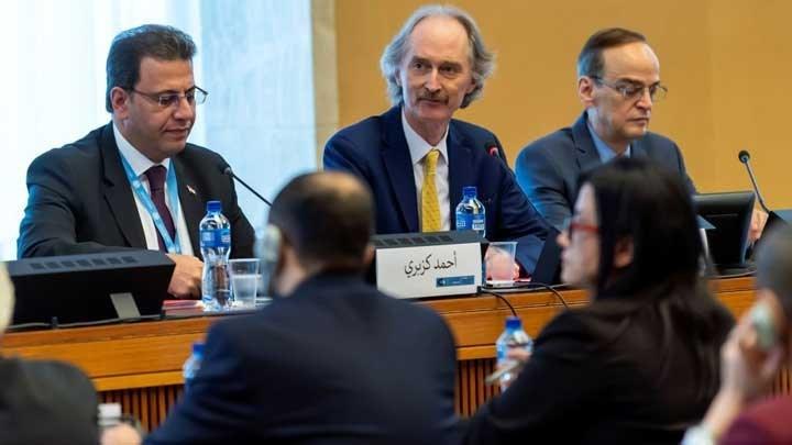 اللجنة الدستورية المصغرة تنعقد في جنيف بغياب ممثلي منصتي موسكو والقاهرة