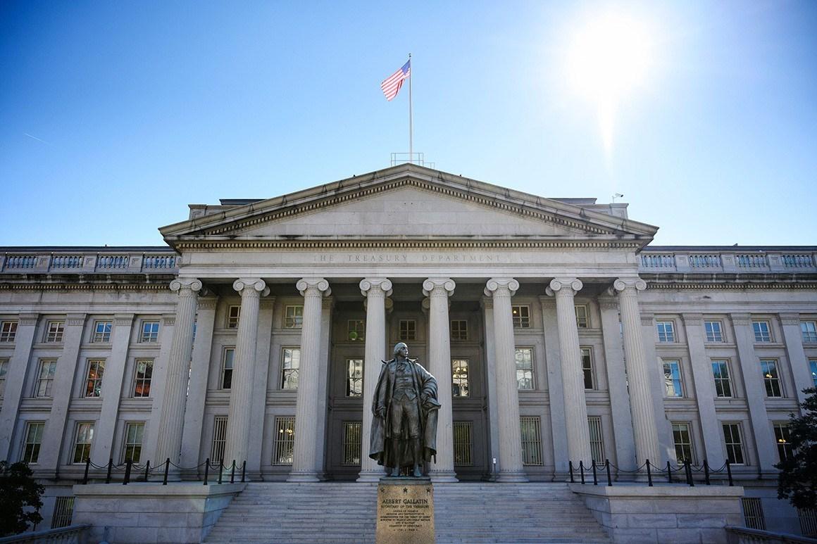 بعد فرض عقوبات.. وزارة الخزانة الأميركية تسمح بالتعامل مع