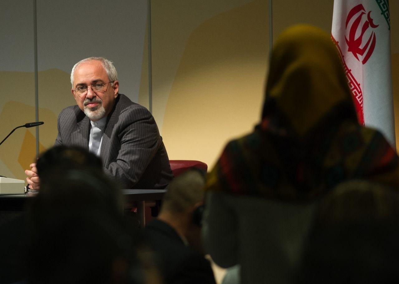 ظريف من باكو: أبواب الحوار والتعاون ستبقى مفتوحة لجيراننا