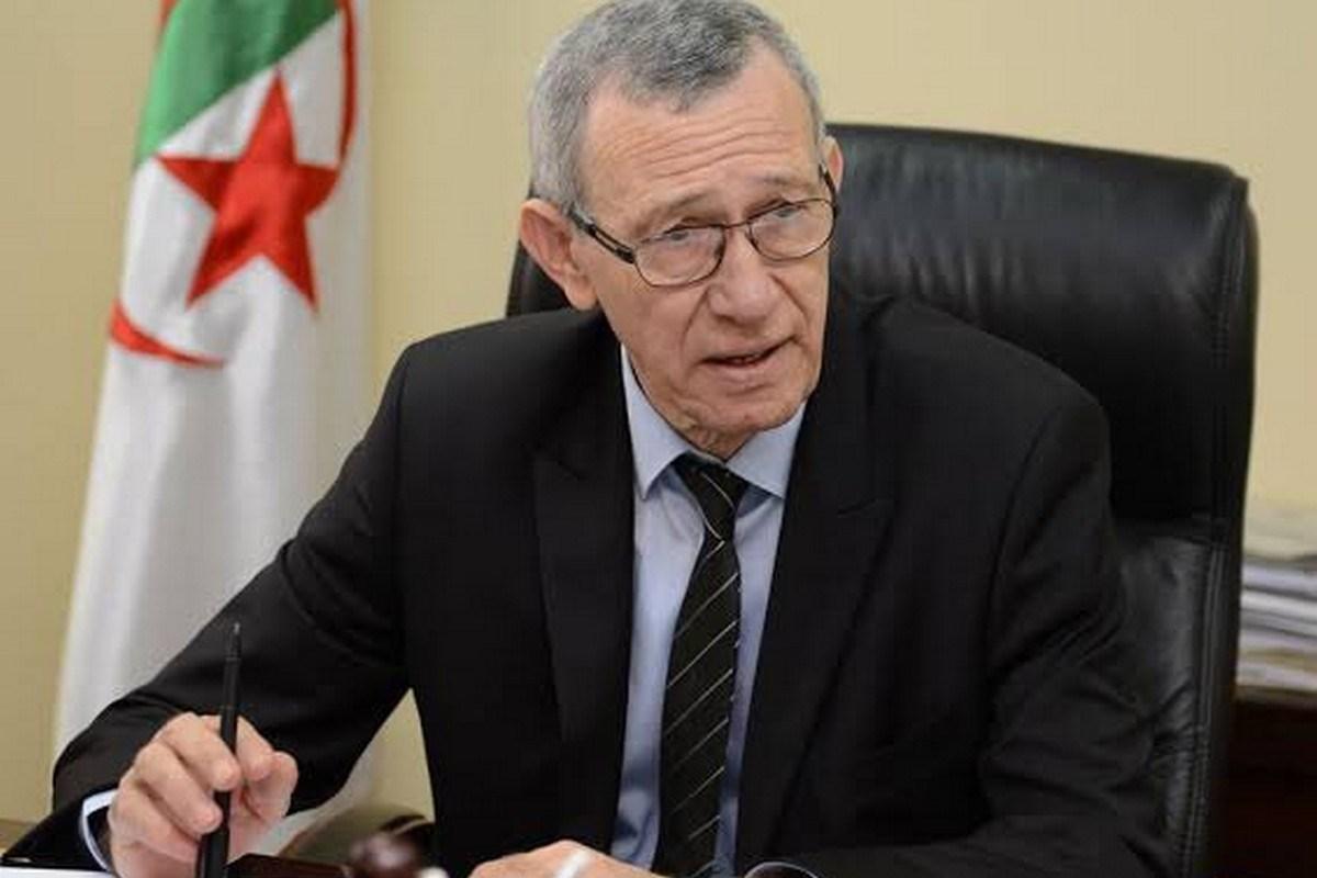 بلحيمر: الجزائر كانت ولا تزال مستهدفة في أمنها ووحدتها واستقرارها