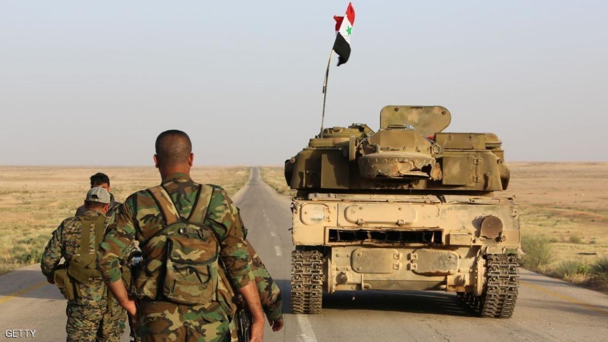 مصدر عسكري للميادين نت: عملية للجيش السوري تسفر عن مقتل 5 مسلحين من تنظيم داعش