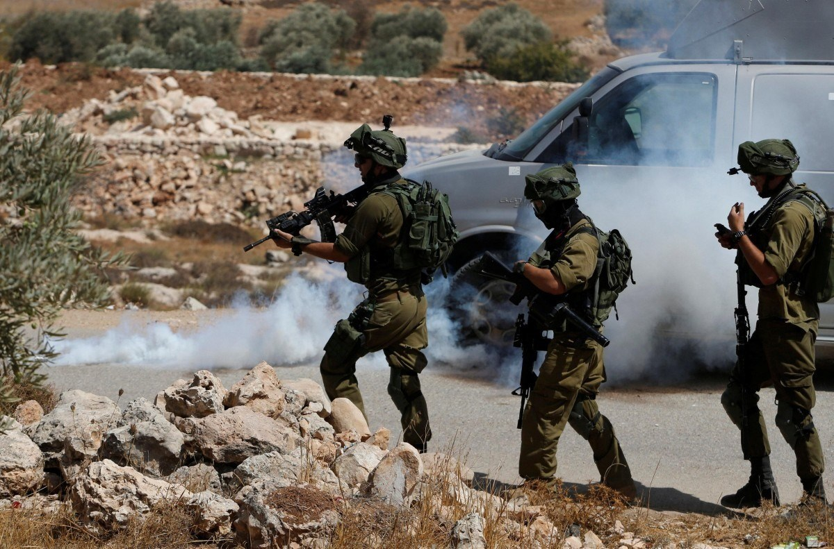 قوات الاحتلال الاسرائيلي (صورة أرشيفية)