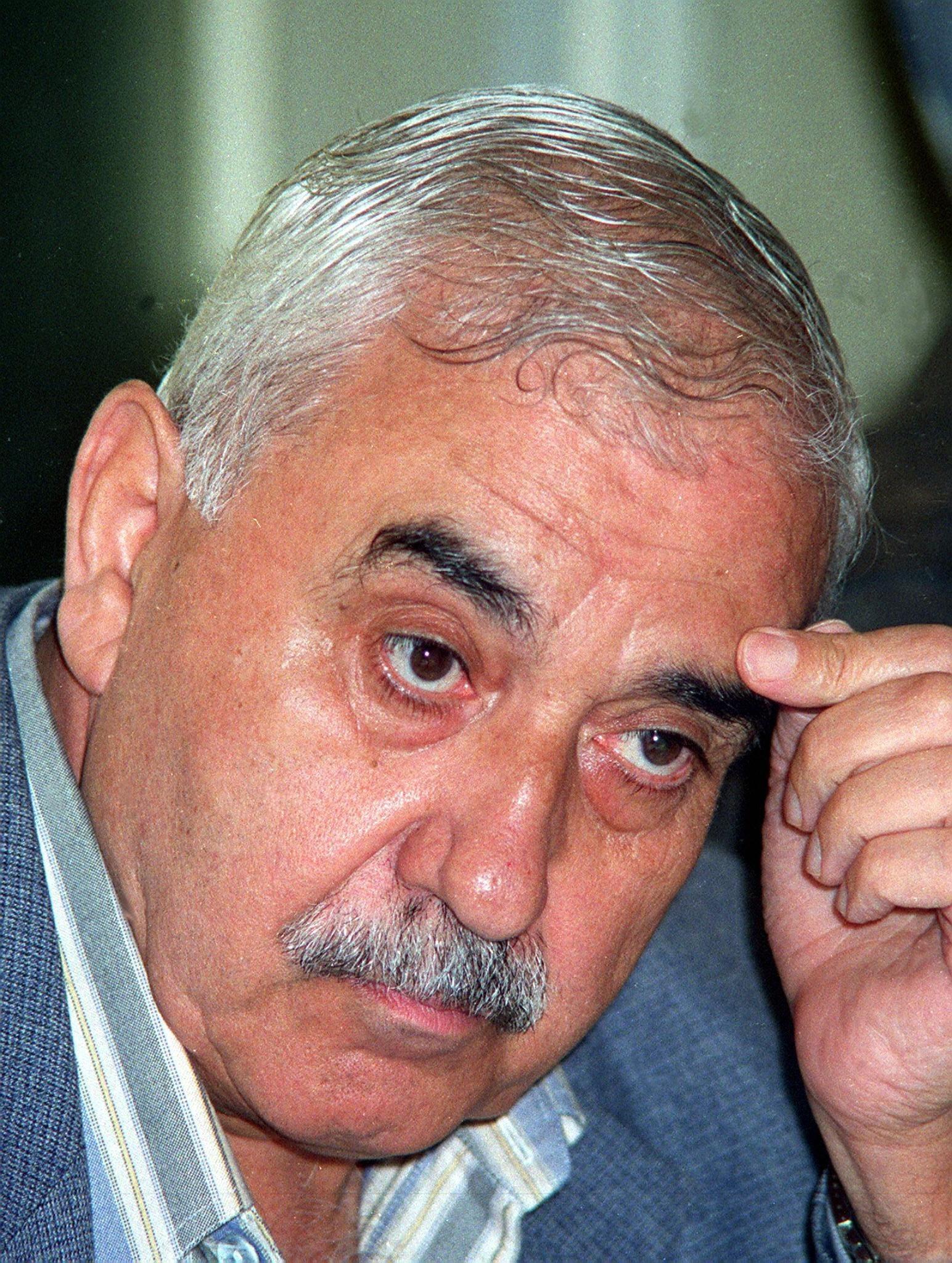 بمناسبة الذكرى ال 13 لرحيل القائد افلسطيني جورج حبش
