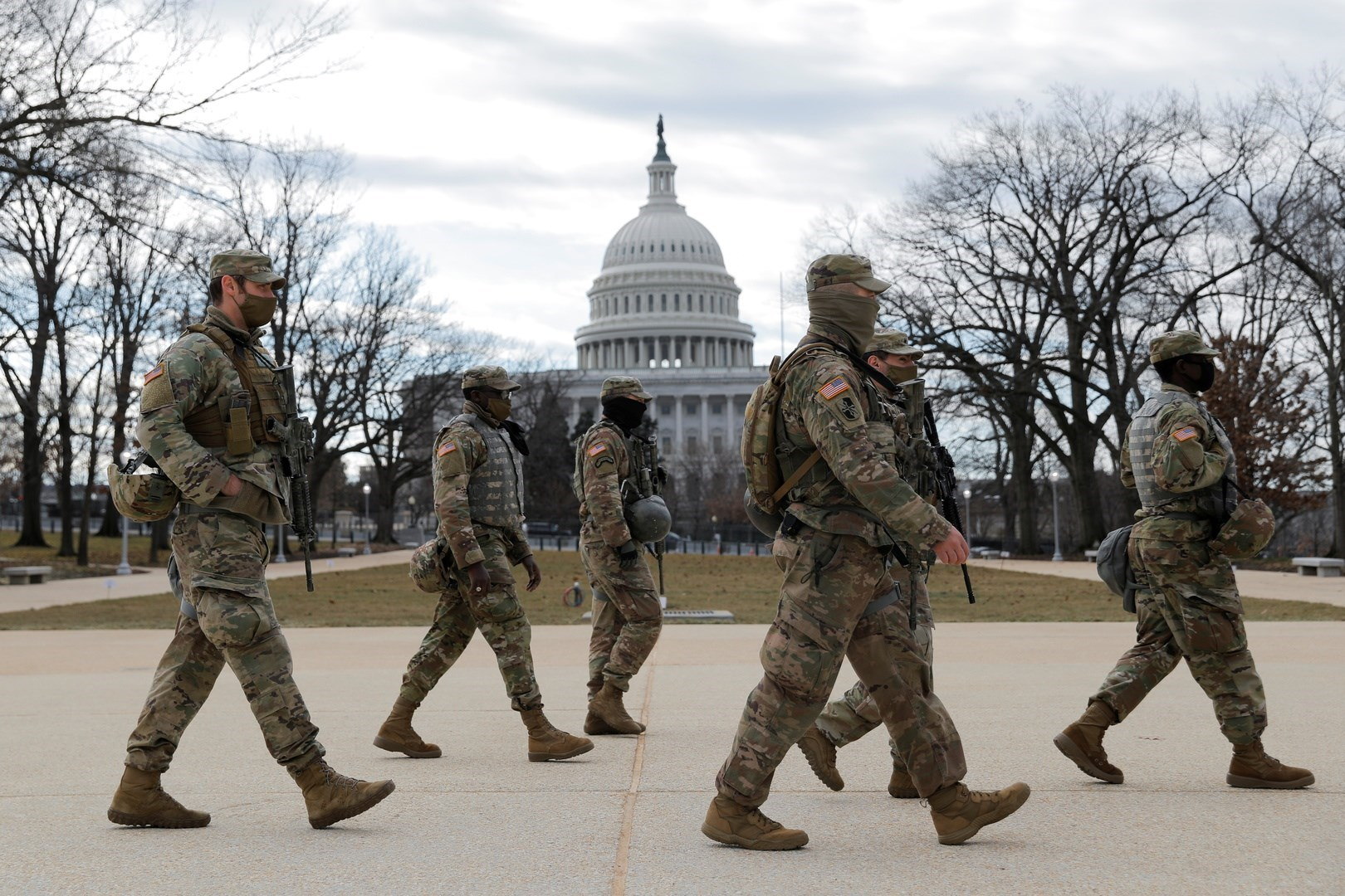 واشنطن لا تزال قلقة من احتمال حدوث مزيد من أعمال العنف