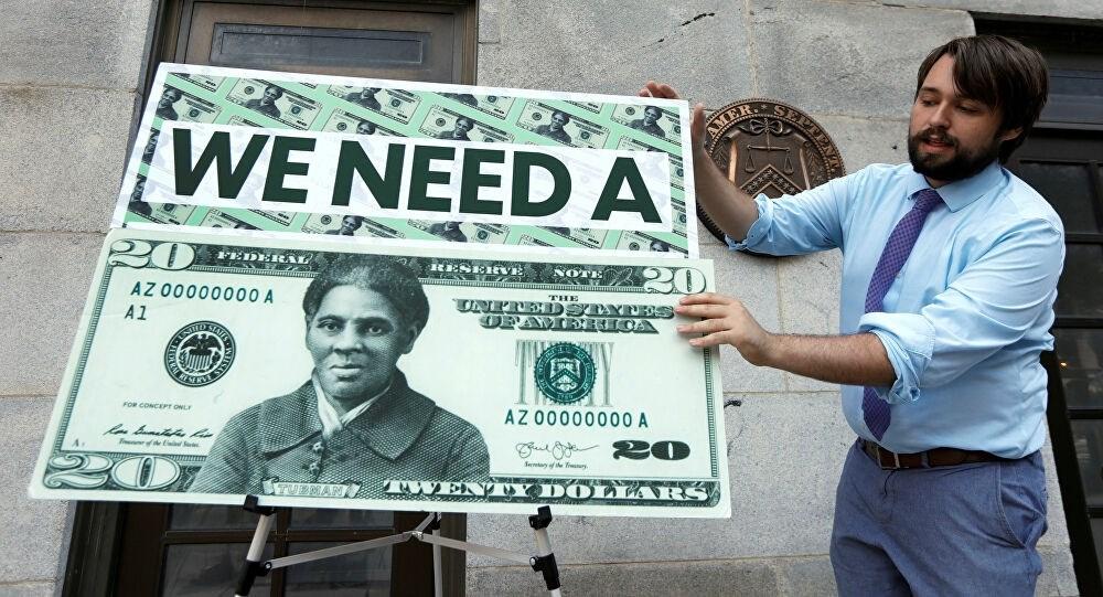 هارييت توبمان..تتألق على ورقة الـ20 دولاراً
