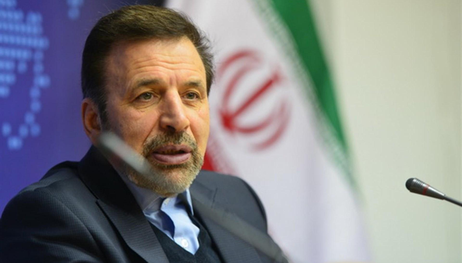 رئيس مكتب الرئيس الإيراني محمود واعظي (صورة أرشيفية).