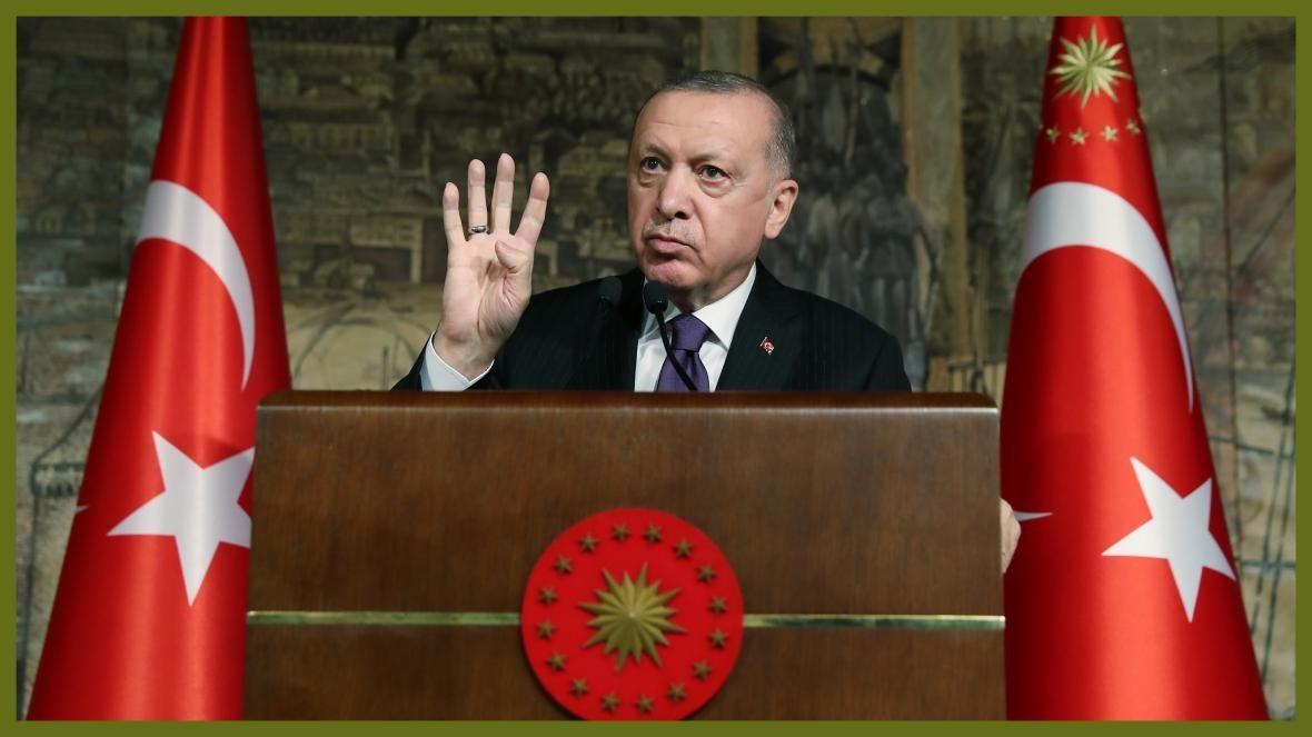 أردوغان يريد إنهاء عزلته بتحسين العلاقات مع