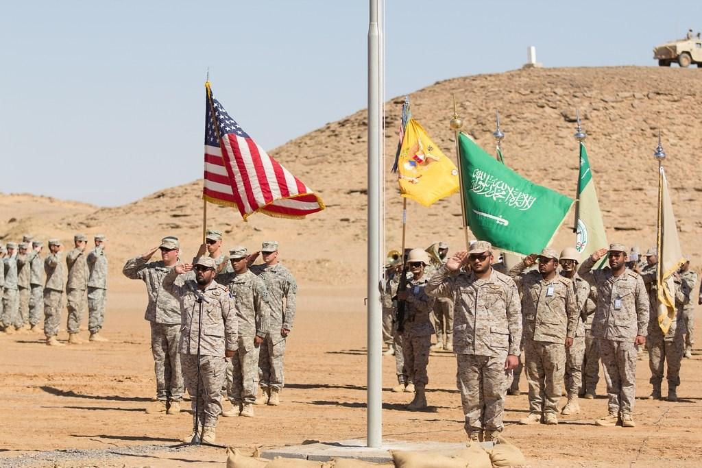 وكالة: أميركا تدرس إمكانية إقامة قواعد عسكرية إضافية في السعودية