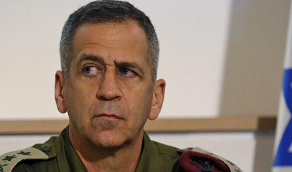إعلام إسرائيلي: رسائل كوخافي تعدّ تحدّياً لإدارة بايدن
