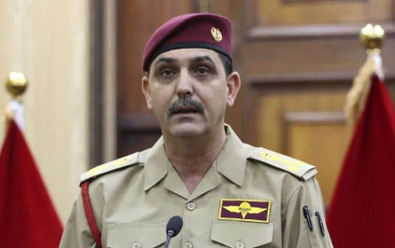 المتحدث باسم القوات المسلحة العراقية يتوعّد بالوصول إلى زعيم