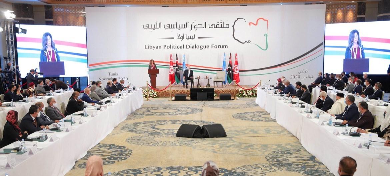 قائمة أممية بمرشحي السلطة التنفيذية الليبية والاختيار الاسبوع المقبل