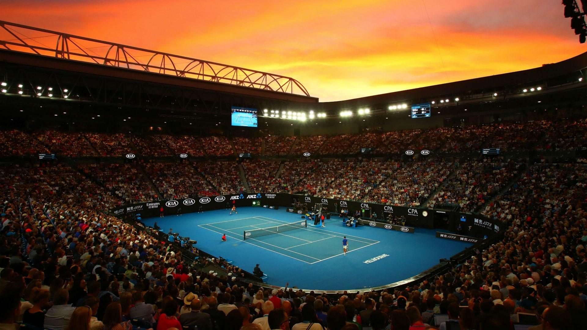 بطولة أستراليا للتنس: حضور 30 ألف متفرج!